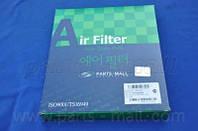 Фильтр салона Hyundai Accent (производство Parts-Mall ), код запчасти: PMA-020