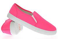 Женские слипоны BUCK pink  , фото 1