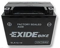 Мото аккумулятор Exide SLA12-10 = AGM12-10