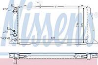 Радиатор охлаждения Audi (производство Nissens ), код запчасти: 60487