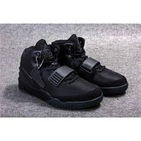 Кроссовки Nike Air Yeezy 2 Black