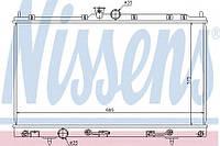 Радиатор охлаждения Mitsubishi Lancer (производство Nissens ), код запчасти: 62894