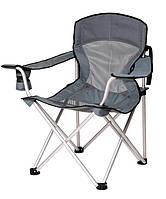 Раскладное кресло паук БЕРЕГ для пикника и рыбалки