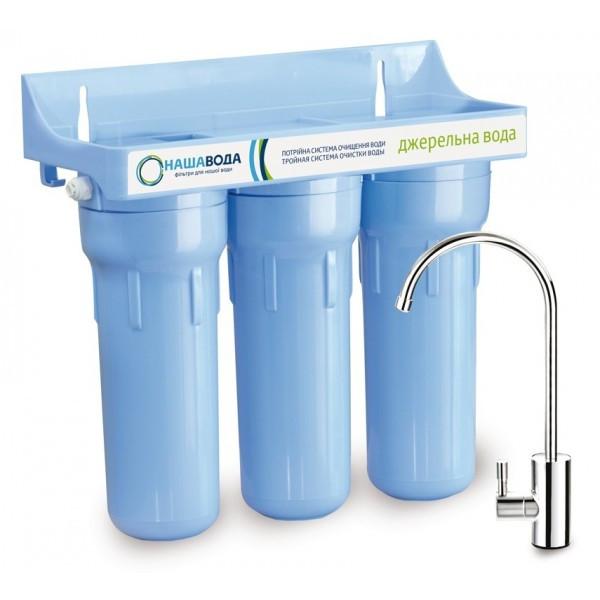 Проточный фильтр водопроводной воды фильтр