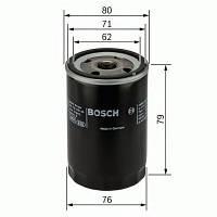 Фильтр масляный Ford, Skoda (производство Bosch ), код запчасти: 0451103298
