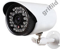 Внешняя цветная камера видеонаблюдения CCTV 529AKT