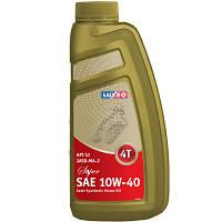 Четырёхтактное масло Luxe 4Т Супер 1л (полусинт.) 10/40