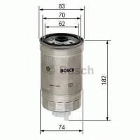 Фильтр топливный дизель BMW 3,5,7 (производство Bosch ), код запчасти: 1457434324