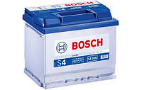 Аккумулятор   60ah-12v bosch (s4005) (242x175x190),r,en540                                           (производство Bosch ), код запчасти: 0092S40050