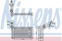 Радиатор печки VW (производство Nissens ), код запчасти: 73973