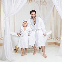 Детский халат с ушками Даниель Guddini 008 на 3-5 лет