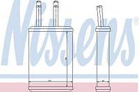 Радиатор печки Kia (производство Nissens ), код запчасти: 77523