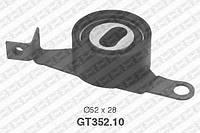 Натяжной ролик, ремень ГРМ Ford 1005516 (производство NTN-SNR ), код запчасти: GT352.10