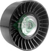Ролик натяжной, поликлиновый ремень ЗМЗ 406 (производство Ina ), код запчасти: 531075910