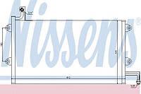 Конденсатор кондиционера VW (производство Nissens ), код запчасти: 94164