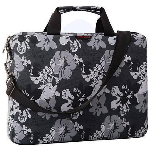 Элегантная сумка для ноутбука 15.6 Spayder 888 GF, серая