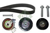 Ремень, ролики ГРМ (комплект) Chevrolet, Opel (производство Ina ), код запчасти: 530044110