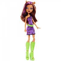 Кукла Monster High Клодин Вульф (Clawdeen Wolf) базовая, DKY17