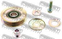 Ролик натяжной ремня кондиционера (производство Febest ), код запчасти: 0387CRV