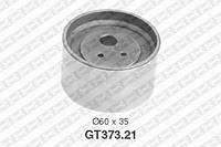 Натяжной ролик, ремень ГРМ Kia 24450-39810 (производство NTN-SNR ), код запчасти: GT373.21