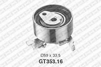 Натяжной ролик, ремень ГРМ Opel 9158004 (производство NTN-SNR ), код запчасти: GT353.16