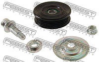 Ролик натяжной ремня кондиционера (производство Febest ), код запчасти: 0187GX100
