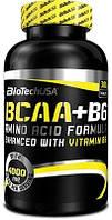 Бца BioTech BCAA + B6 (100 tabs)