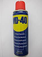 ВД-40 WD-40 Спрей-масло проникающее универсальное. 200мл.