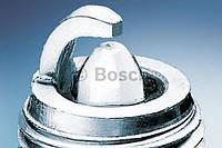 Свеча зажигания Bosch WR8DP 0.9 ВОЛГА Platin карбюр. и инжект. (производство Bosch ), код запчасти: 0242229555
