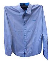 Рубашка мужская батал