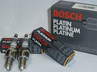 Свеча зажигания Bosch WR7DP ВАЗ 2108-09-10 Platin (производство Bosch ), код запчасти: 0242235541