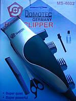 Машинка для стрижки волос domotec ms 4602