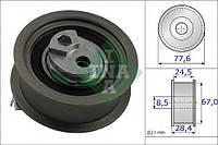 Натяжной ролик, ремень ГРМ VAG 06D 109 243 C (производство Ina ), код запчасти: 531085110