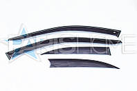 Ветровики Дефлекторы на окна Citroen C3 с 2009 5-дв Хетчбек