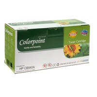 Картридж для принтера Colorpoint для HP CLJ CP1215/CP1515 Black аналог CB540A (WWMID-67717)