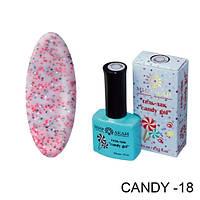 Гель-лак Candy (Сладкая вата) №18
