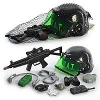 Набор Полицейского оружие +спец-средства