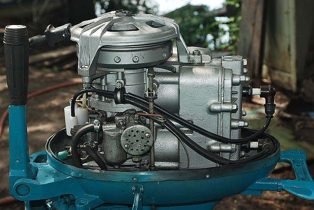 лодочный мотор вихрь 30 эксплуатация