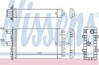 Радиатор печки VW (производство Nissens ), код запчасти: 73974