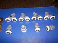 Комплект роликов для душевой кабины ( В-27 В ) 23мм