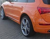 Пороги + арки Audi Q5, расширители арок и пороги