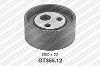 Натяжной ролик, ремень ГРМ Renault 7700736085 (производство NTN-SNR ), код запчасти: GT355.12