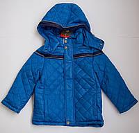 Демисезонная куртка на мальчика 2 - 6 лет