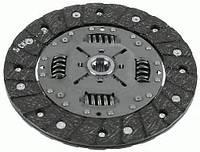Диск сцепления ведомый Opel (производство Sachs ), код запчасти: 1862136042