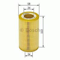 Фильтр масляный nissan; opel; renault (производство Bosch ), код запчасти: F026407014