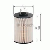 Паливний фільтр 2005 volvo s60,s80,v70,xc70,xc90 2,4 01- (производство Bosch ), код запчасти: F026402005