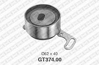 Натяжной ролик, ремень ГРМ Honda 14510-PT0-003 (производство NTN-SNR ), код запчасти: GT374.00