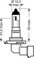 Автолампа галогенова 51w (производство Osram ), код запчасти: 900601B