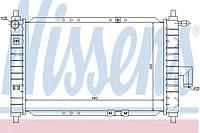 Радиатор охлаждения Daewoo (производство Nissens ), код запчасти: 61646