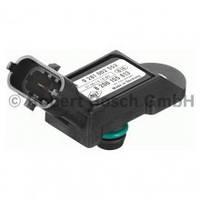 Расходомер воздуха Renault Laguna 1.9 dCi 01-> (производство Bosch ), код запчасти: 0281002552